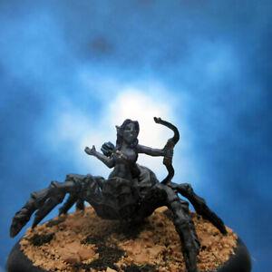 Painted-Reaper-BONES-Miniature-Drow-Archer