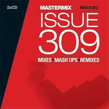 Mastermix Issue 309 Twin DJ CD Set Mixes Ft The Pogues & House Of Pain Megamixes