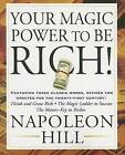 Your Magic Power to Be Rich! by Napoleon Hill (Paperback / softback)