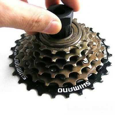 MTB Mountain Bike Bicycle Freewheel Cassette Remover Maintenance Repair Tool YS
