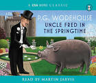 Uncle Fred in the Springtime 4xcd by P. G. Wodehouse (CD-ROM, 2008)