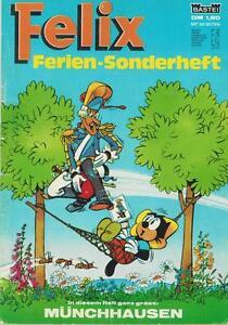 Felix-Ferien-Sonderheft-1971-Z1-2-Bastei