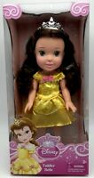 My First Disney Princess Toddler Belle Doll 13 Inch In Box
