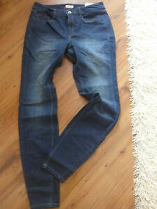 S-Oliver-Jeans-Jeggings-Power-Stretch-Trousers-Size-40-54-Long-Length-34-of