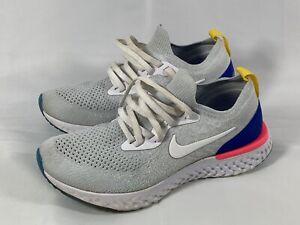Nike Epic React Flyknit OG White Blue