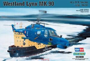 Hobbyboss-1-72-87240-Westland-Lynx-MK-90-Model-Kit-Hot