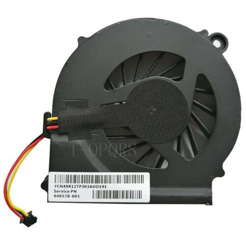 New CPU Fan For HP Compaq Presario CQ56z G62m G62x G42t CQ56-112 CQ56-115