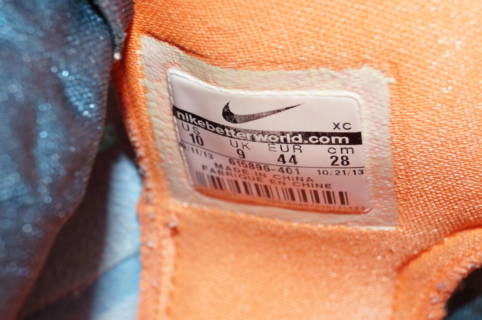 Nike Air Zoom Hyperfuse gr:44 gr:44 gr:44 High Tops basket de sport 6325f9