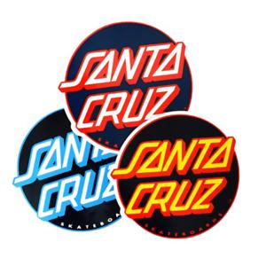 Santa Cruz Skateboards Stickers 5 Pack Other Dot Skate decal