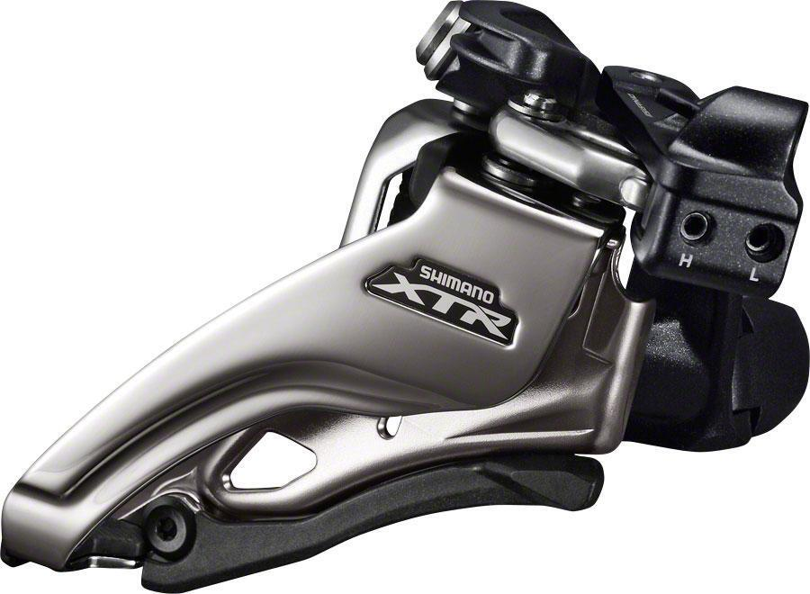 Shimano XTR M9020L 2x11 Low Clamp SideSwing FrontPull Front Derailleur