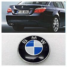 BMW Rear Emblem Boot Badge 74mm E39,E46,E60,E87,E92,1,3,4,5,6,7,X5 X6 M3 M5