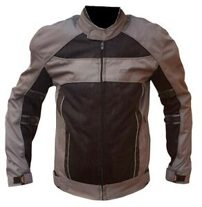 giacca moto estiva cordura