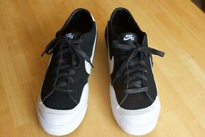 cheapest price many styles low price Details about NIKE SB Zoom All Court CK QS Cory Kennedy Black White size 13  Skate shoes