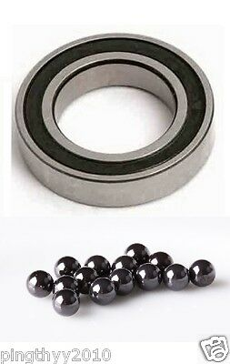15267 Ceramic Bearing for TaiWaness/&Other Rear hub:Novatec Fat Bike,Rotaz,Etc