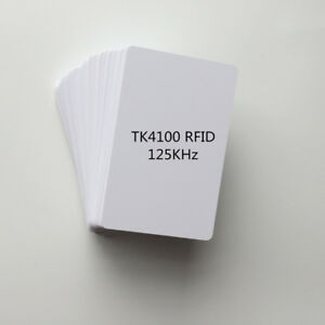 Rfid Karte.Details About 125khz Tk4100 Inkjet Printable Rfid Card Door Control Entry Access 10pcs Show Original Title