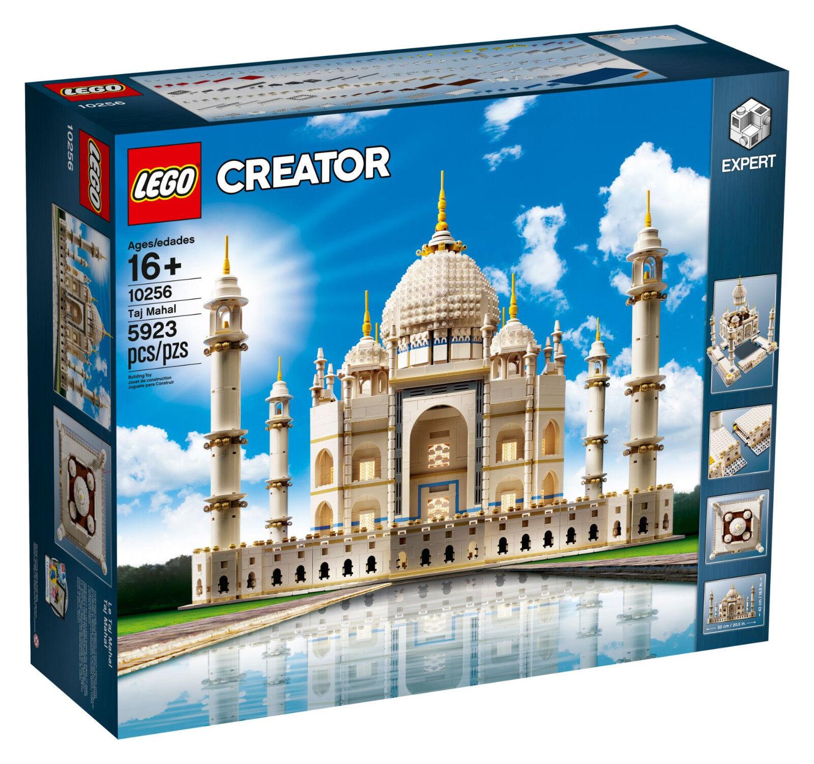 Lego Creator Expert 10256 Taj Mahal neuf dans sa boîte neuf livraison rapide