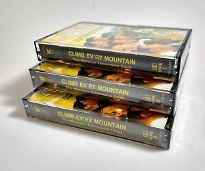"The Mormon Tabernacle Choir ""Climb Ev'ry Mountain"" Set of 3 Cassette Tapes"