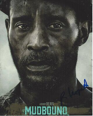 Rob Morgan Signed Authentic Autograph 'mudbound' 8x10 Photo 4 W/coa Actor Autographs-original