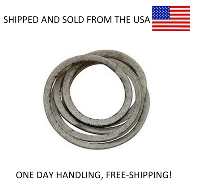 """PRIMARY 42 """" Deck Belt Fits Several Brands For Lawn Tractor OEM 144959"""