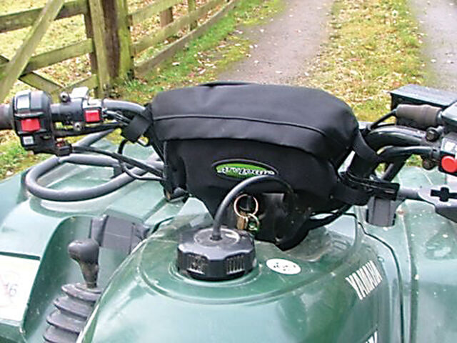Quad Bike ATV Snowmobile Scooter Motorcycle Handlebar Bag