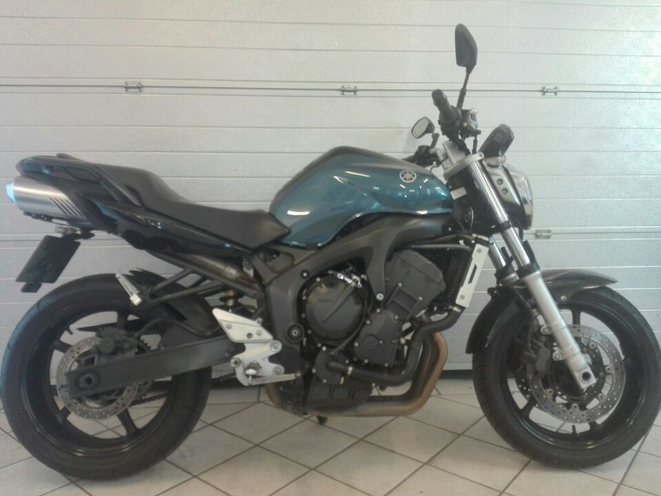 Yamaha, Fz6, 600 ccm