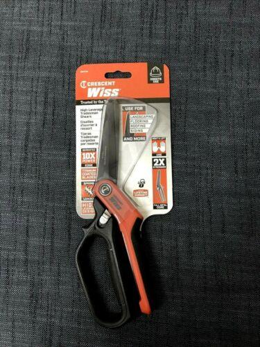 HD Single-Ring Tradesmen Shop Shears Wiss CW11TM  11 in