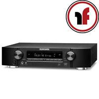 Marantz Nr1506 Slimeline 5.2 Channel Full 4k Ultra Hd A/v Receiver W/ Wi-fi