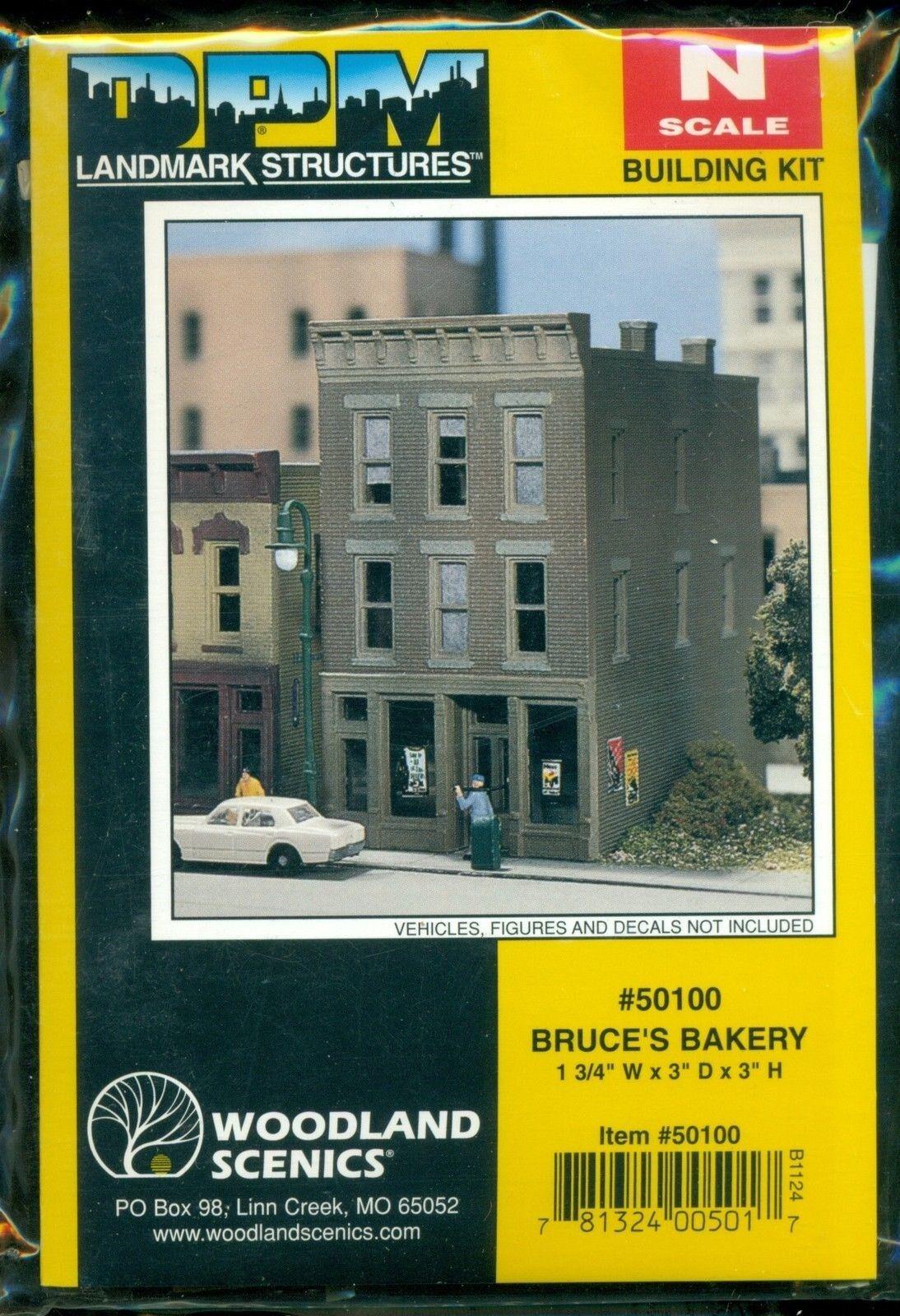 DPM #243-50100 N Bruce/'s Bakery
