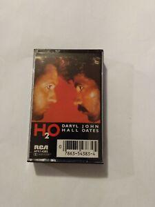 Daryl Hall John Oates H2O Cassette Tape 1982 RCA