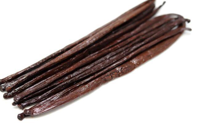 15 gousses de vanille bourbon de Madagascar 11-13 cm dernière récolte