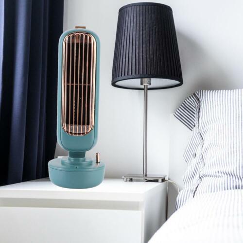 Mini Tower-Form Befeuchtung Tischventilator USB-Sprühventilatoren Luftkühler
