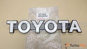 Toyota 75311-90K00 Radiator Grille Emblem