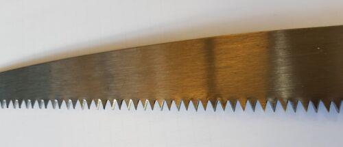 25,5 cm 255 mm Große Handsäge Astsäge Zugsäge Baumsäge Sägeblattlänge