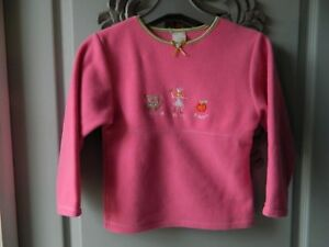 Pull-polaire-fille-T-8-ans