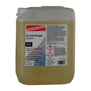 Patina-Fala-GS5-5L-Grundreiniger-spezial-Feinsteinzeug-Fliesen-Marmor-5-Liter