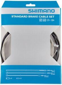 SHIMANO-Bremszugset-M-System-schwarz-STANDARD-Brake-Cable-Set-Y80098022