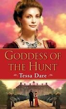 Lot of 3 Tessa Dare Novels- Goddess of the Hunt Lady By Midnight Week Wicked