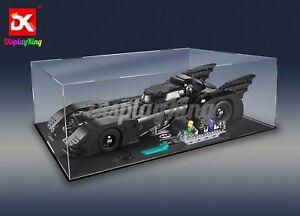 Display-King-display-cases-for-Lego-Batmobile-76139-Sydney-Stock