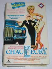 My Chauffeur - VHS/Komödie/UFA 3603 Hardcover