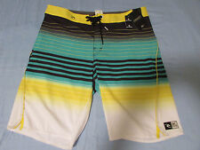 New RIPCURL Mirage Aggrotrippin Boardshorts Swim Trunks Surf Shorts size 34