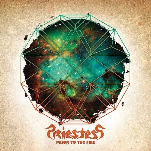 Priestess - Prior to the Fire [New CD] Downloadable Bonus Tracks