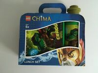 Lego Legends Of Chima Cragger The Crocodile Lunch Set Lunch Box And Water Bottle