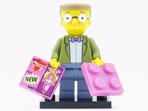 New Split packet Lego 71009 The Simpsons Mini Figures Series 2 Smithers No 15