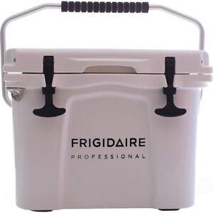 Frigidaire-22-Quart-EXTREME-Rotomolded-Hard-Cooler-with-Bottle-Opener-amp-Handle