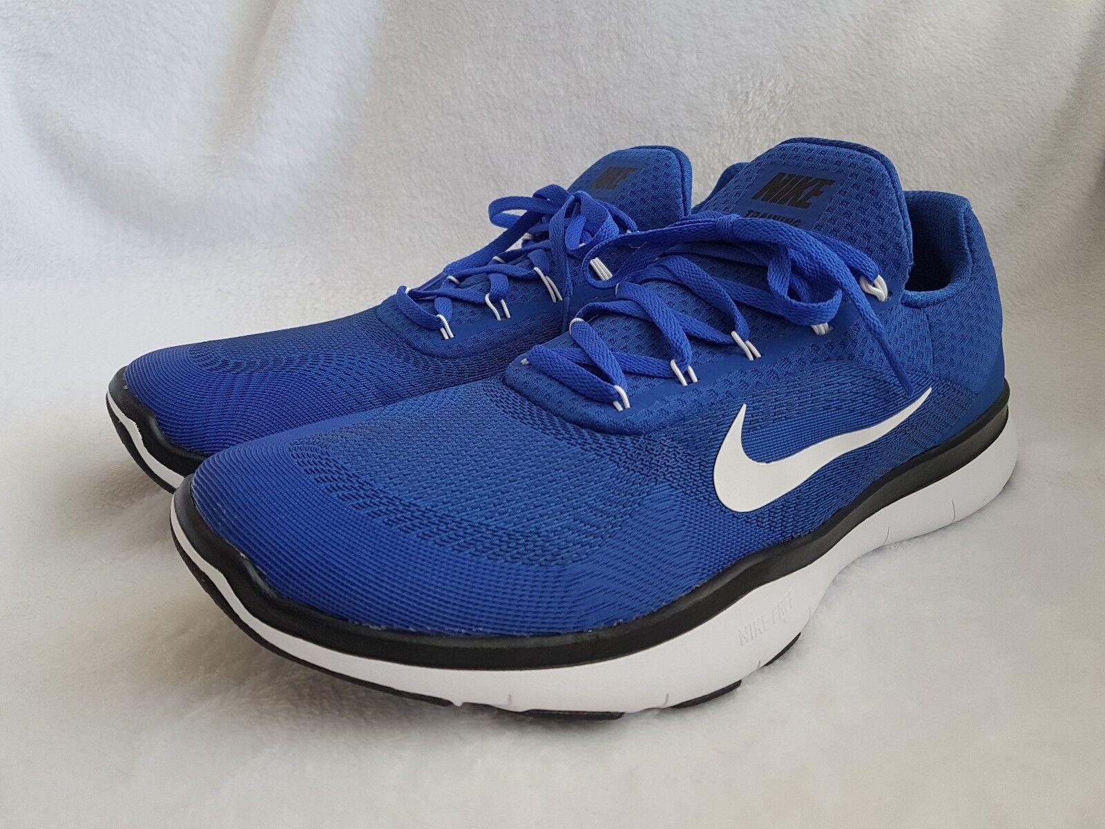 NWOB Nike Men's Free Trainer v7 Running bluee 898051-401 Size 12
