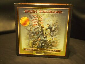 CONTE-DON-TROIANI-LIONS-OF-THE-ROUND-TOP-DT59001-PAINTED-CIVIL-WAR-COLLECTIBLES