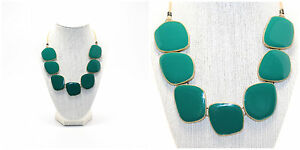 Lia-Sophia-Amazonia-Statement-Necklace-Jungle-Green-Enamel-Matte-Gold-Tan-Leathe
