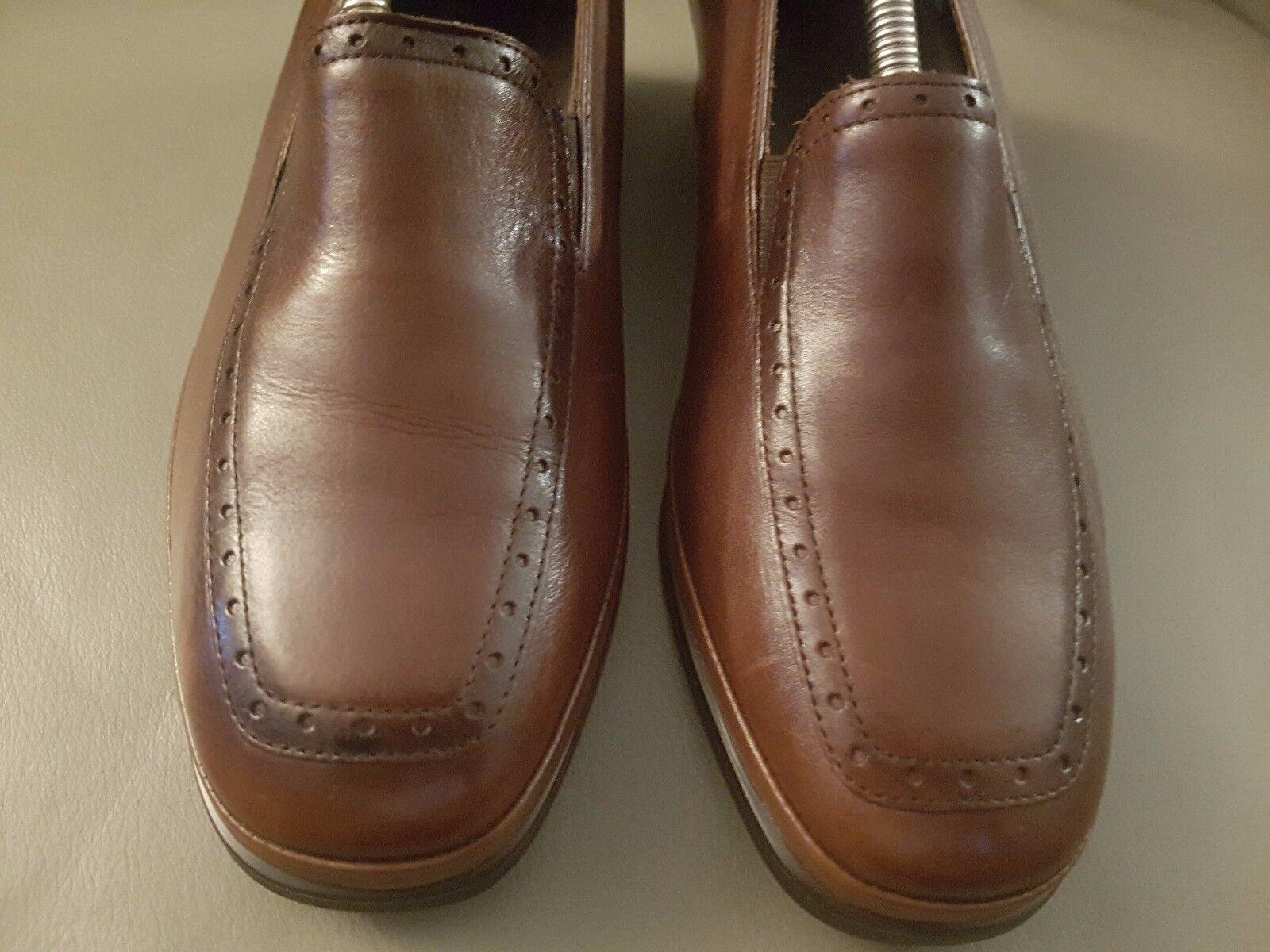 Semler Leichtfüßig Damen Pumps Schuhe Leder dunkelbraun Gr 5.5 / 38.5 wie neu