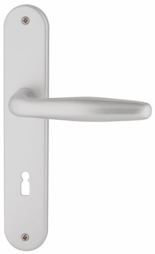 Südmetall Türbeschlag Ray Aluminium silber für Zimmertüren 40362000PO