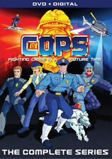 C.O.P.S LA COMPLETA SERIES (policías) - DVD - Region 1 - Sellado